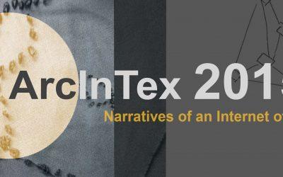 ARCINTEX'15 NETWORK MEETING