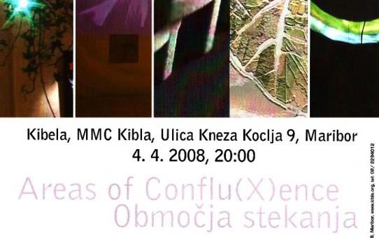 AREAS OF CONFLU(X)ENCE - OBMOCJA STEKANJA